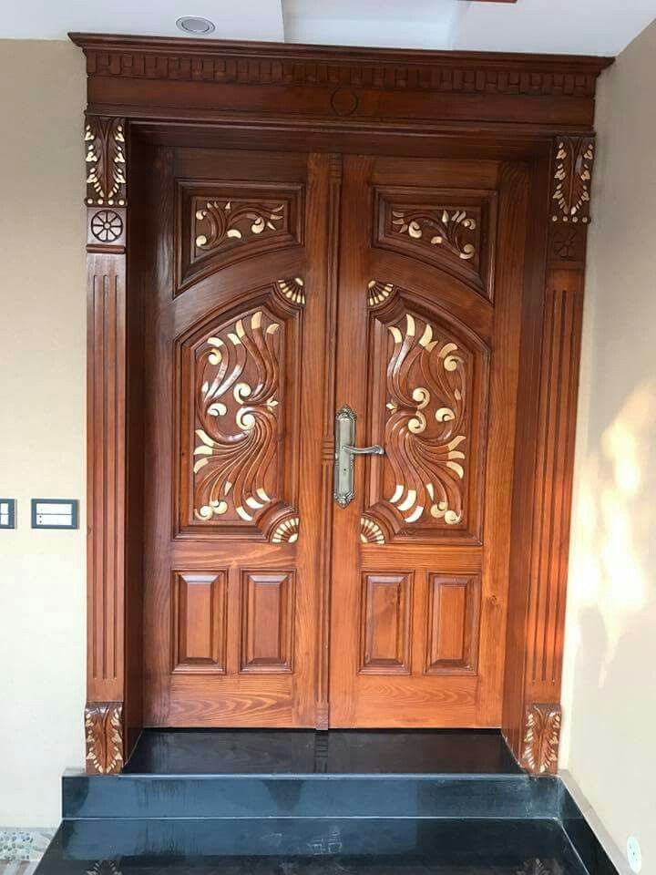 Pin By Naveed Ahmad Qureshi On Doors Door Design Wooden Main