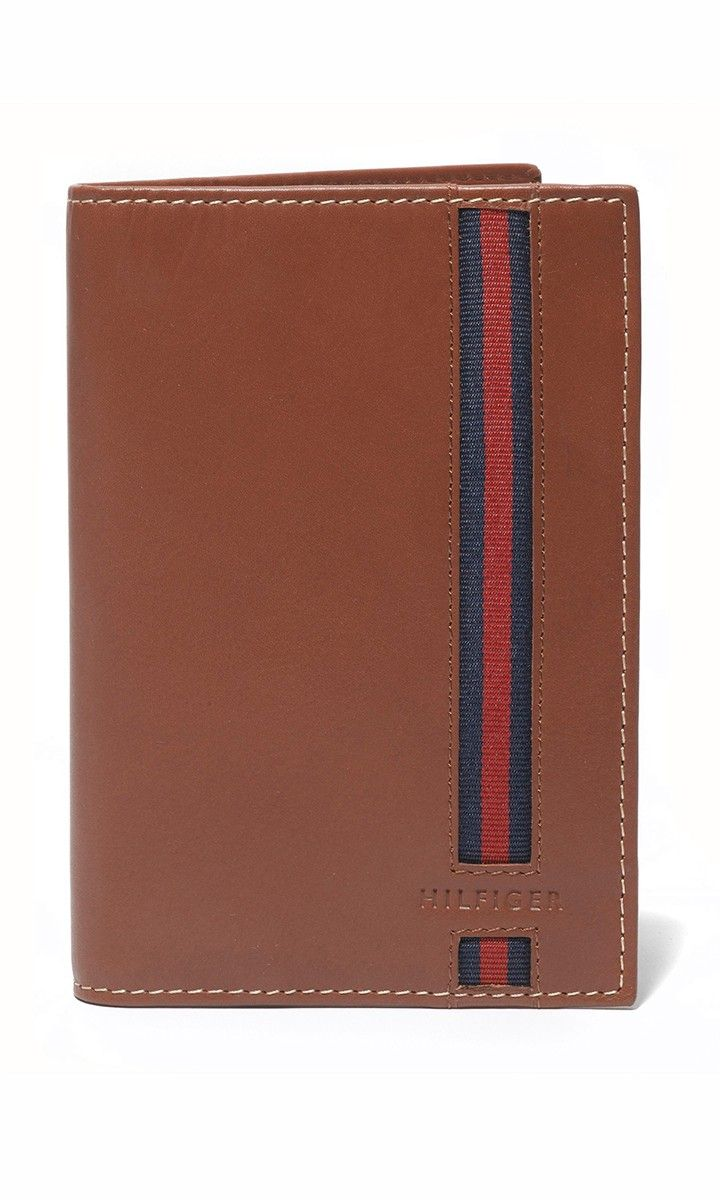35514275e Tommy Hilfiger passport case. Your next border crossing just became a  stylish one with courtesy of this sleek leather passport case, striped for  a preppy ...