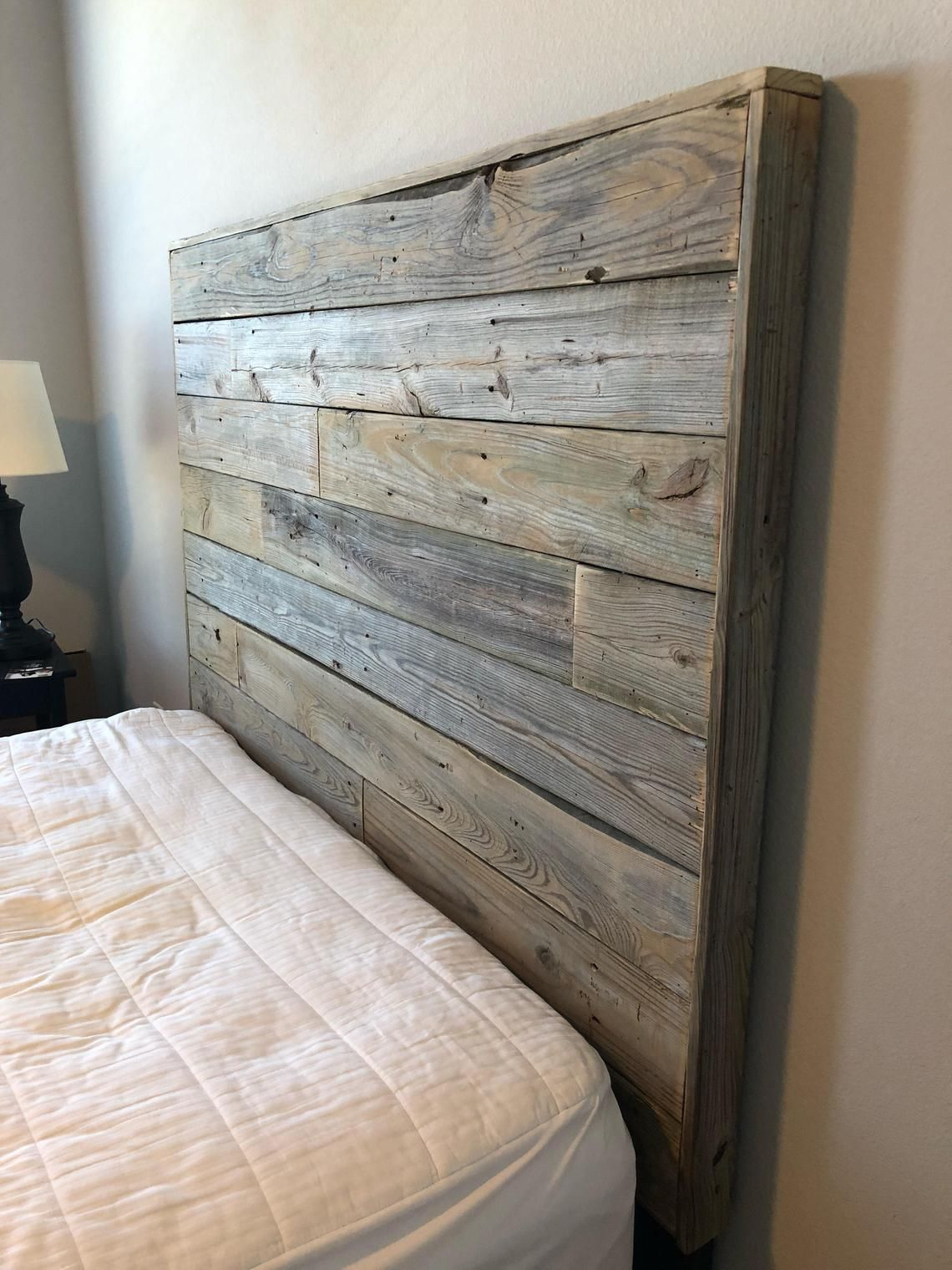 Rustic Reclaimed Queen Headboard Other Sizes Available