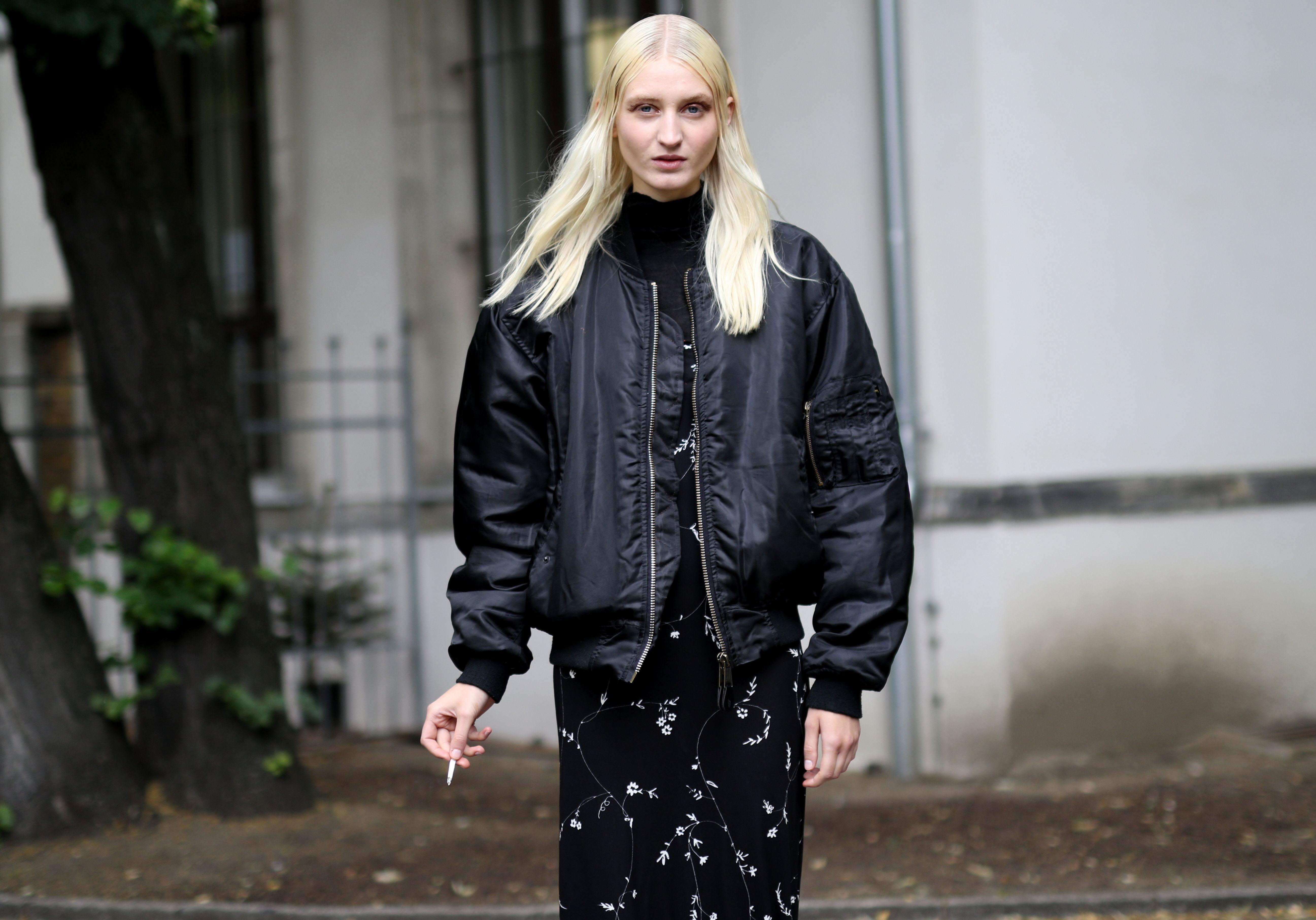 #style #streetstyle #fashion #streetfashion #street #fashionweek #berlin #mbfw #mbfwb #moda #mode #model #models #modelofduty #modelo #black #jacket