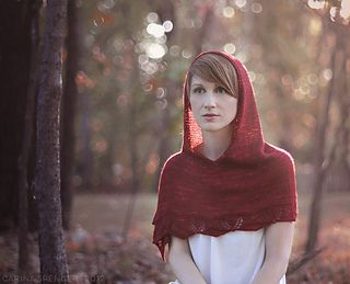 Winterberry Hood by Carina Spencer