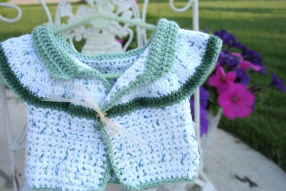 Collared Baby Sweater