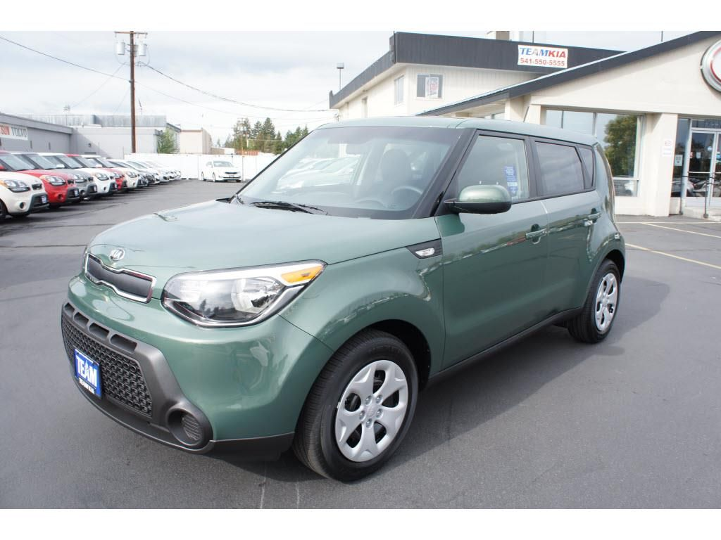 2014 kia soul base base 4dr wagon 6a wagon 4 doors kale green for sale in