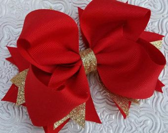 Christmas Red White And Glitter Reindeer Hairbow With Antlers And A Red Nose Like Rudolph Ott Hair Bow Boutique Hairbows Hair Bows Disney Hair Bows Ott Hair Bows Handmade Hair Bows