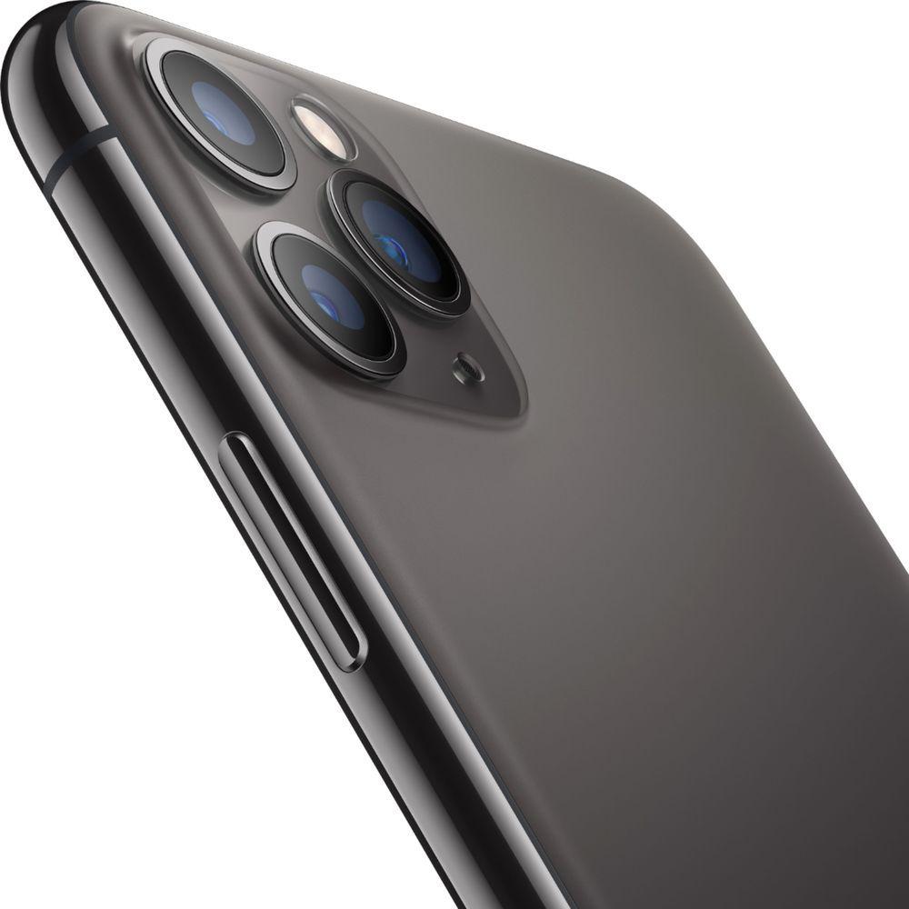 Apple iphone 11 pro 256gb space gray sprint mwcm2lla