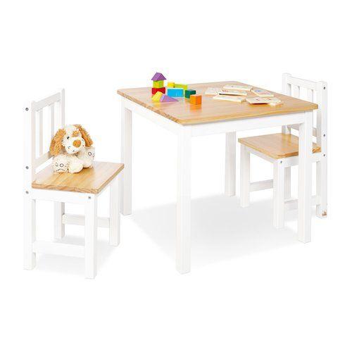 Fenna 3 Piece Writing Table Set Pinolino Round Table Chairs