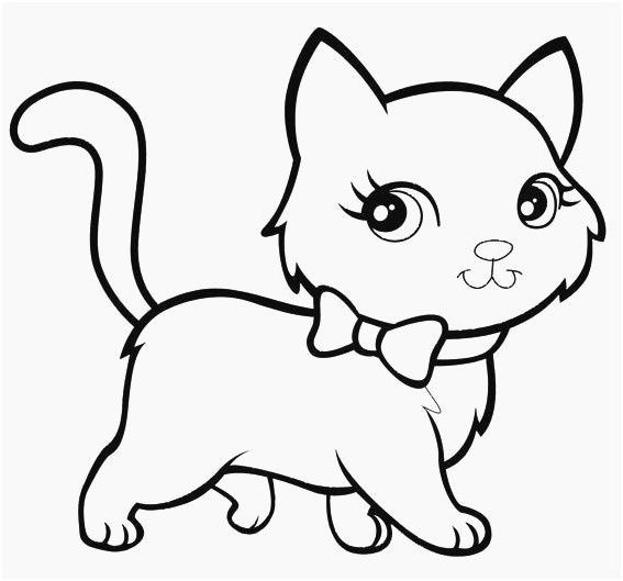 15 top Coloriage Chi Images | Coloriage chat, Chat a ...