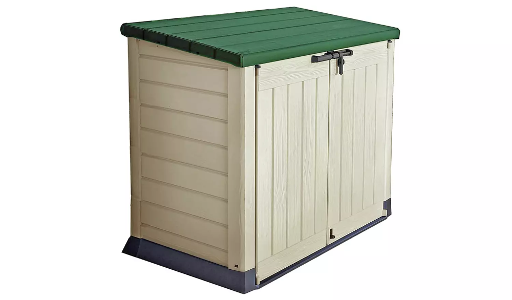 Buy Keter Store It Out Max 1200L Storage Shed Beige