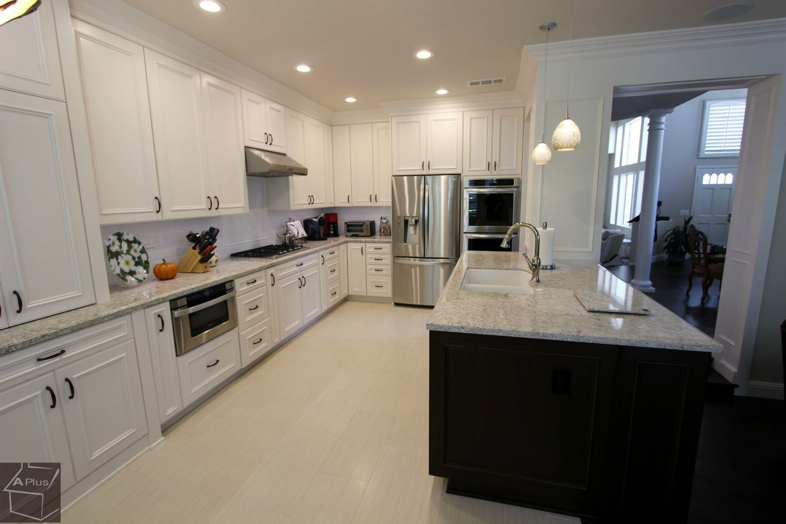 APlus kitchen Cabinets remodeling Orange County Kitchen