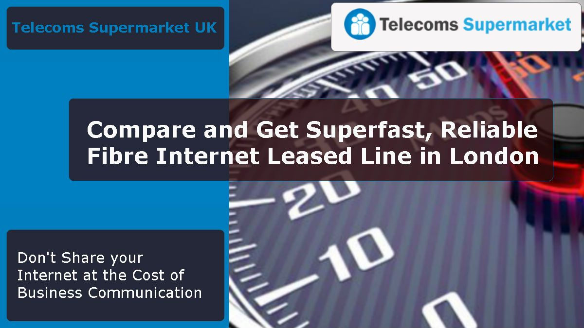 Compare and get superfast reliable fibre leased