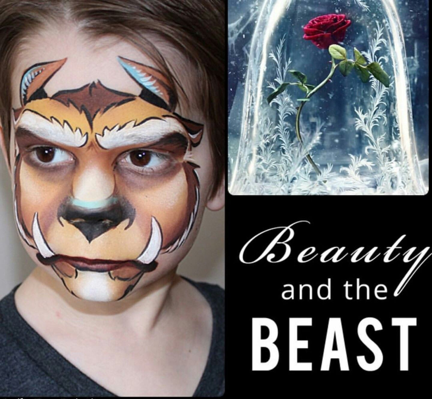 beast from beauty and