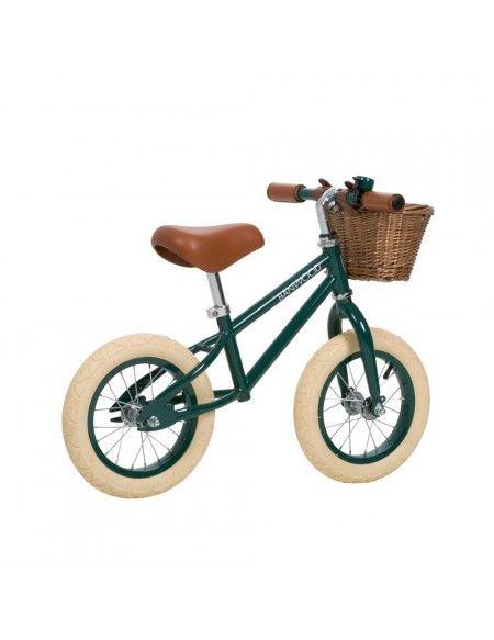 Balance Bike Green First Go Banwood Bikes Mit Bildern
