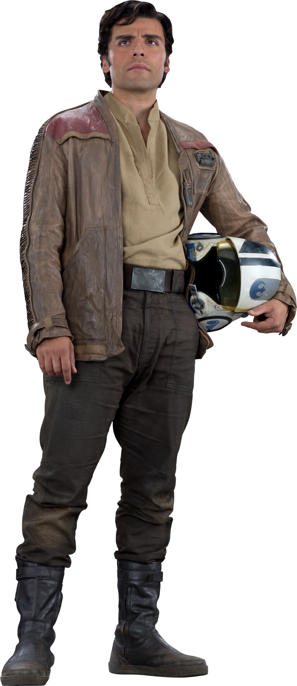 Poe Dameron From Star Wars Episode Vii The Force Awakens By Aracnify I Want That Jacket And Helmet Star Wars Vii Star Wars Movie Star Wars Costumes