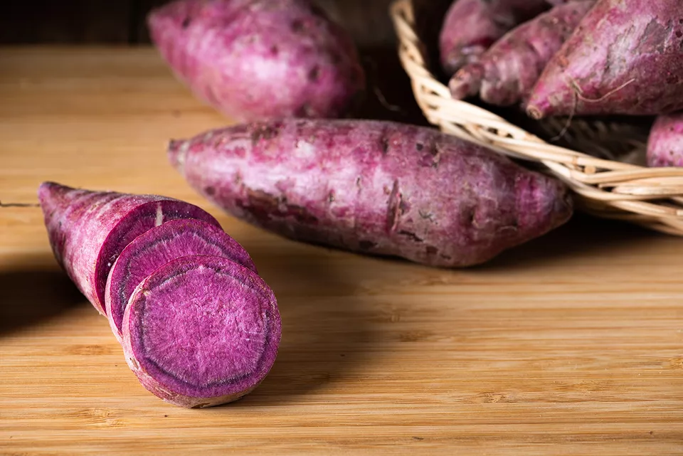 How To Use Purple Sweet Potatoes In Your Favorite Recipes Purple Sweet Potatoes Sweet Potato Sweet Potato Recipes