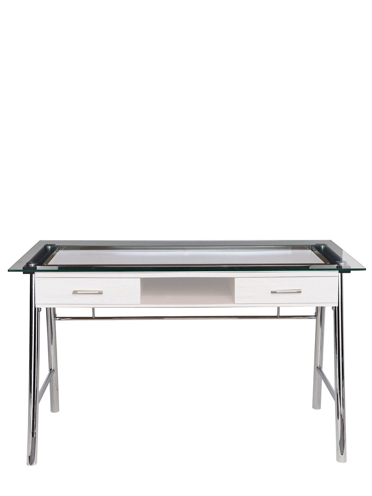 Laurence Llewelyn-Bowen Mission Control Desk with Drawers ...