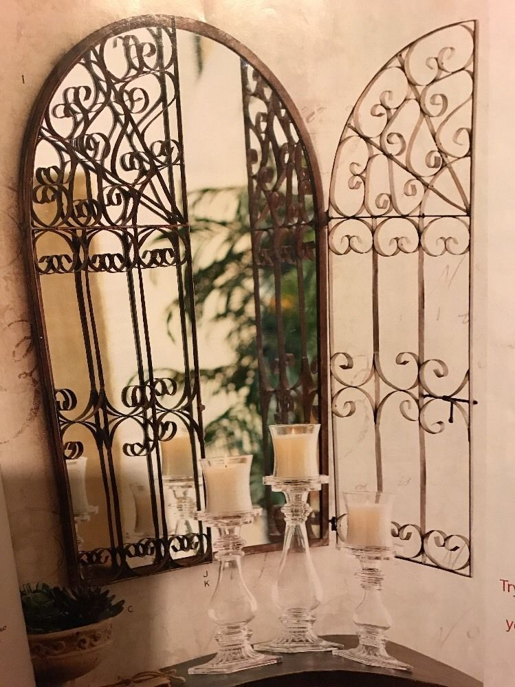 Celebrating Home Garden Gate Mirror 24 X 36 1/2 In Home U0026 Garden,