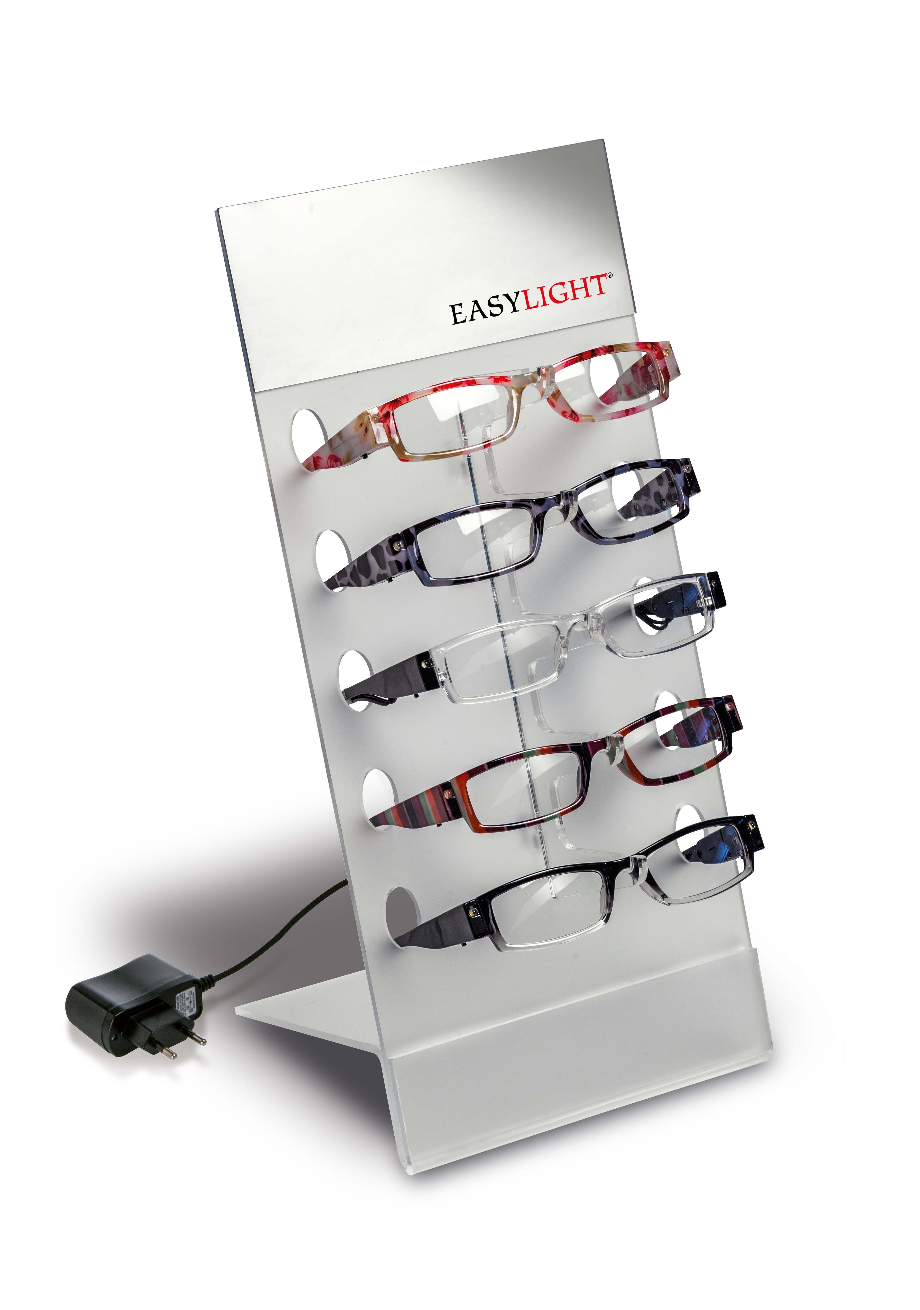 53c0da7cf52 EasyLight LED Lighted Readers come in a range of colors