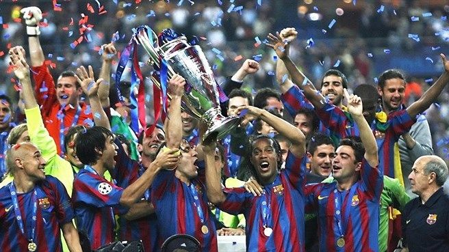 Uefa Champions League Photos Other Galleries Uefa Com Barcelona Champions League Uefa Champions League Champions League