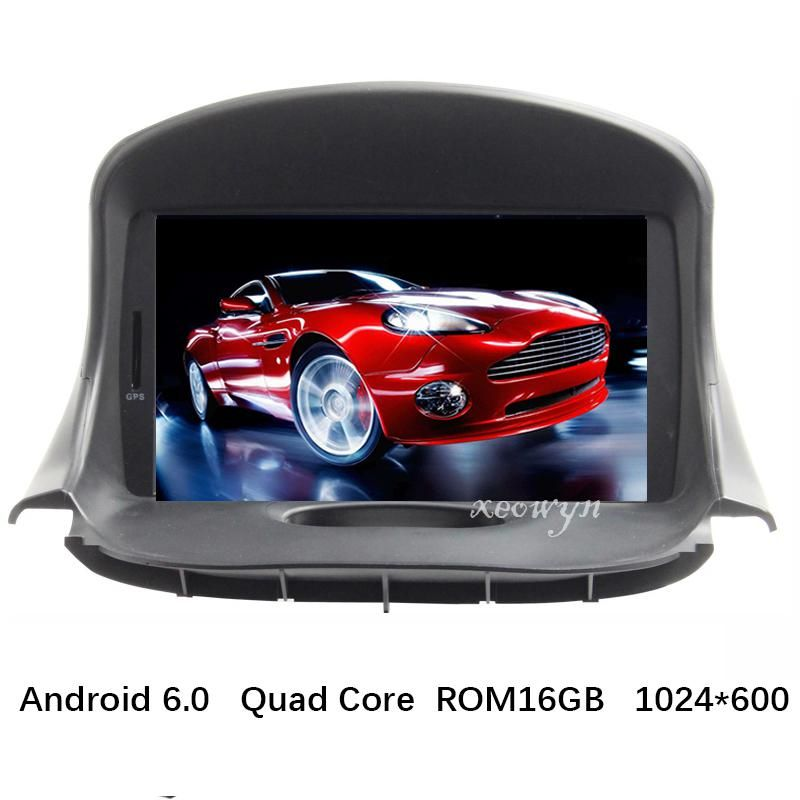 Quad Core Android 6 0 Car DVD GPS for PEUGEOT 206 206cc Navigation