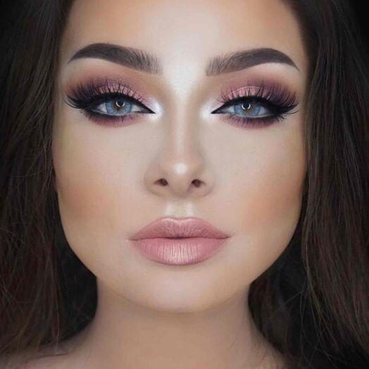 Soft Glam Eyeshadow Palette | Eye Palettes