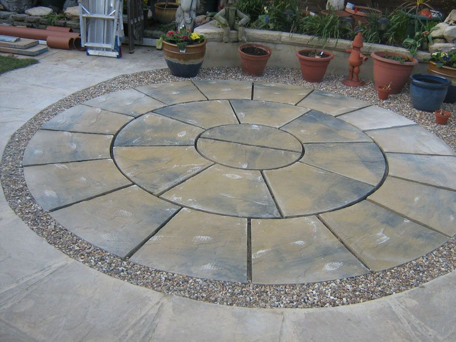 Circular Brick Patio Patterns Brick Patio Patterns Design And