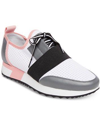 e76950b8742 Image 1 of Steve Madden Antics Jogger Sneakers