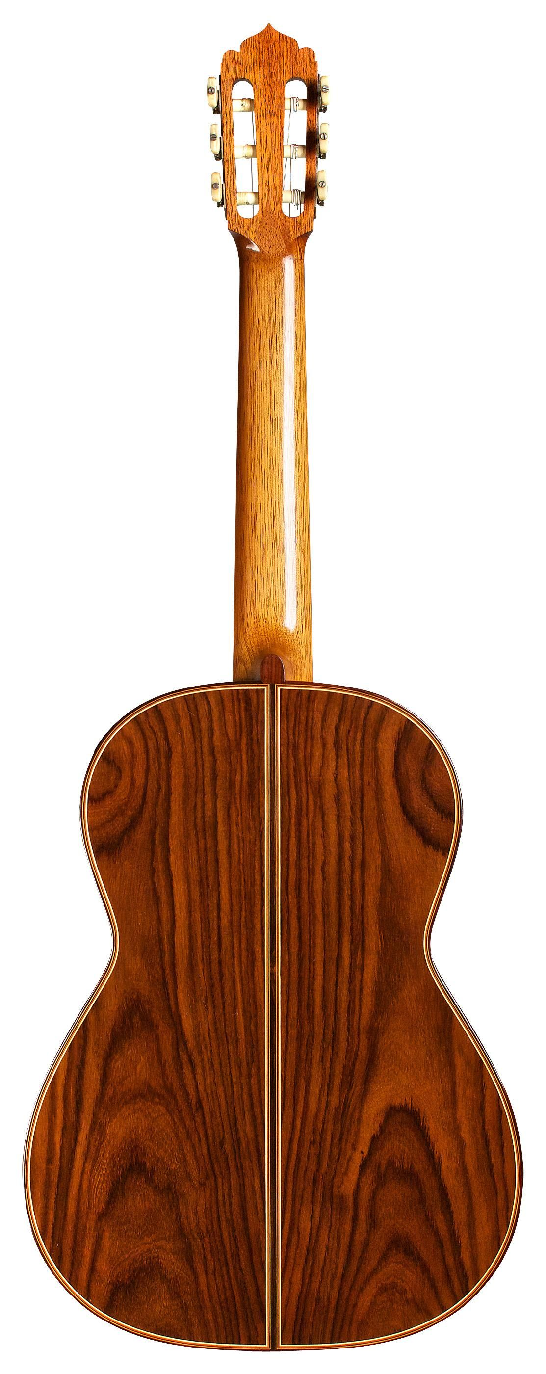 "Classical Guitars 1981 Jose Romanillos ""La Golpista"" SP CSAR Guitar Salon"