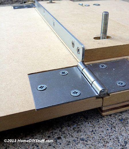 Make A Home Diy Sheet Metal Bender Home Diy Amp Stuff