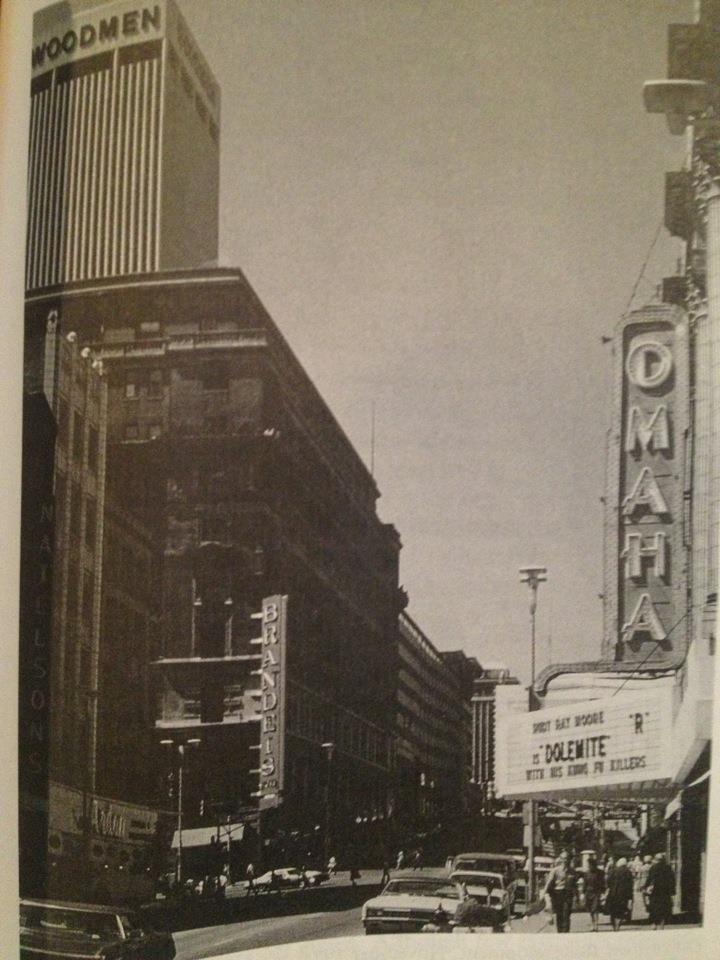 Downtown omaha 1979 nebraska omaha nebraska omaha