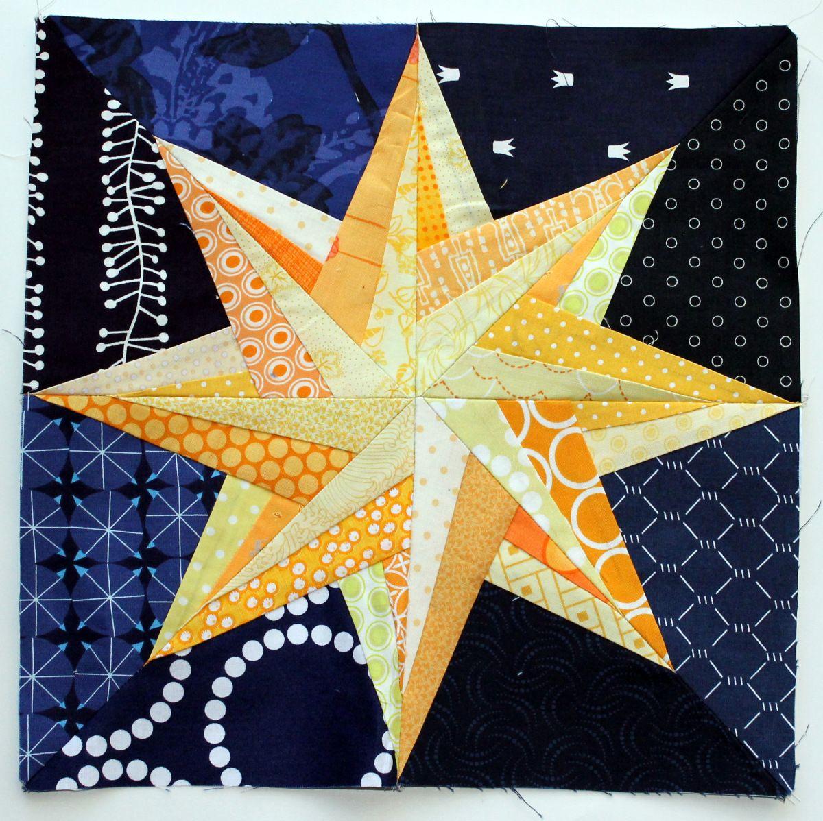 paper pieced quilt block collection   Inspiring Modern Quilt   Pinterest