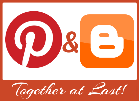 How to get a Pinterest side bar gadget for Blogger