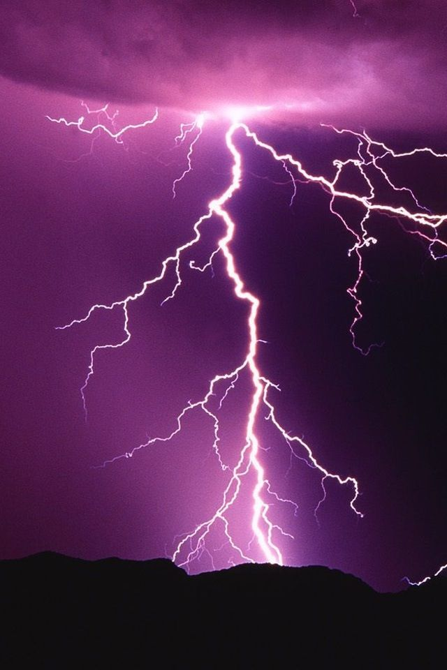 Storm Wallpaper Iphone Nature