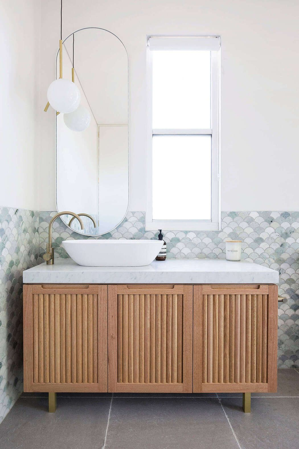 Forest Lodge by House by Hart Joinery  House, Modern vanity, Lodge