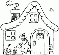 Image Result For Easy Garden Drawing Coloring Pages Coloring Pages For Kids Bible Coloring Pages