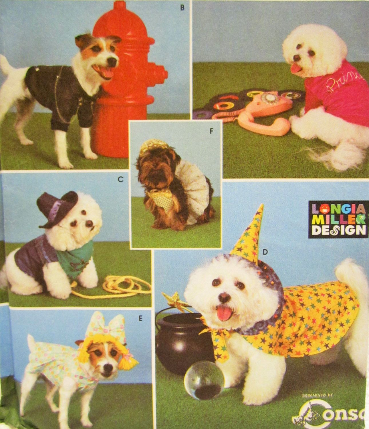 Dog clothes pet clothes dog costume simplicity crafts 9884 dog clothes pet clothes dog costume simplicity crafts 9884 sewing pattern jeuxipadfo Image collections