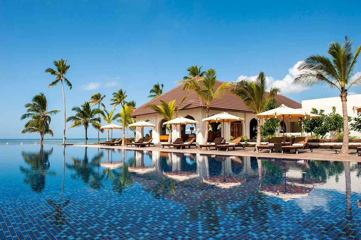 Zanzibar Zanzibar Luxury Hotel Cool Pools