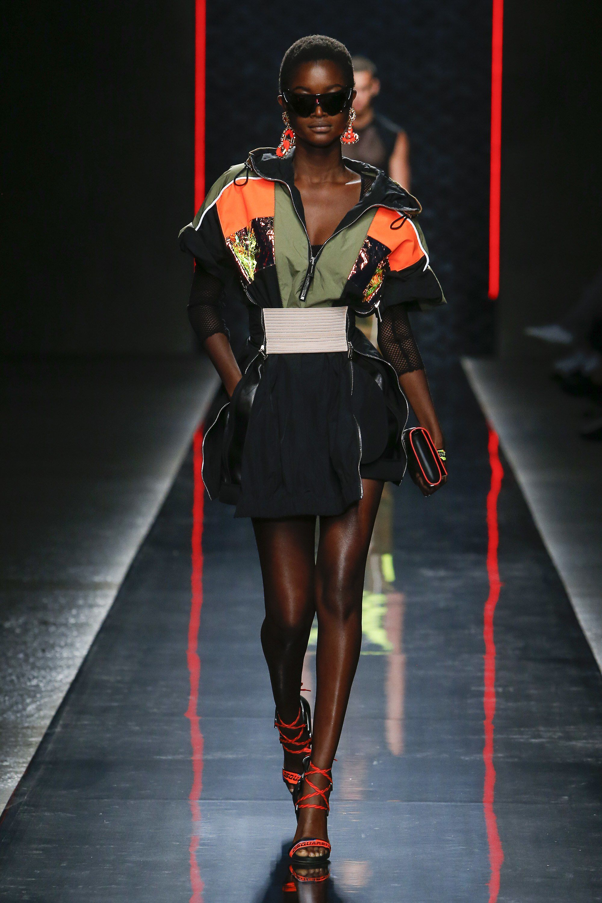 Dsquared2 Spring 2019 Ready-to-Wear Fashion Show