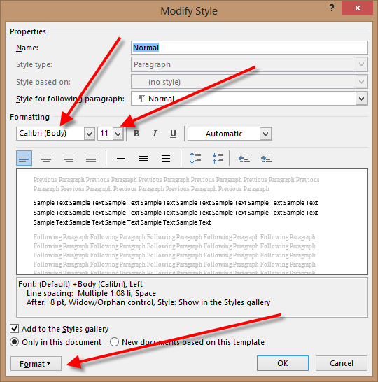Fix Your Default Setting In Word 2013 Word Template Microsoft Word Document Create Words