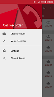 Automatic Call Recorder App, Data recovery tools