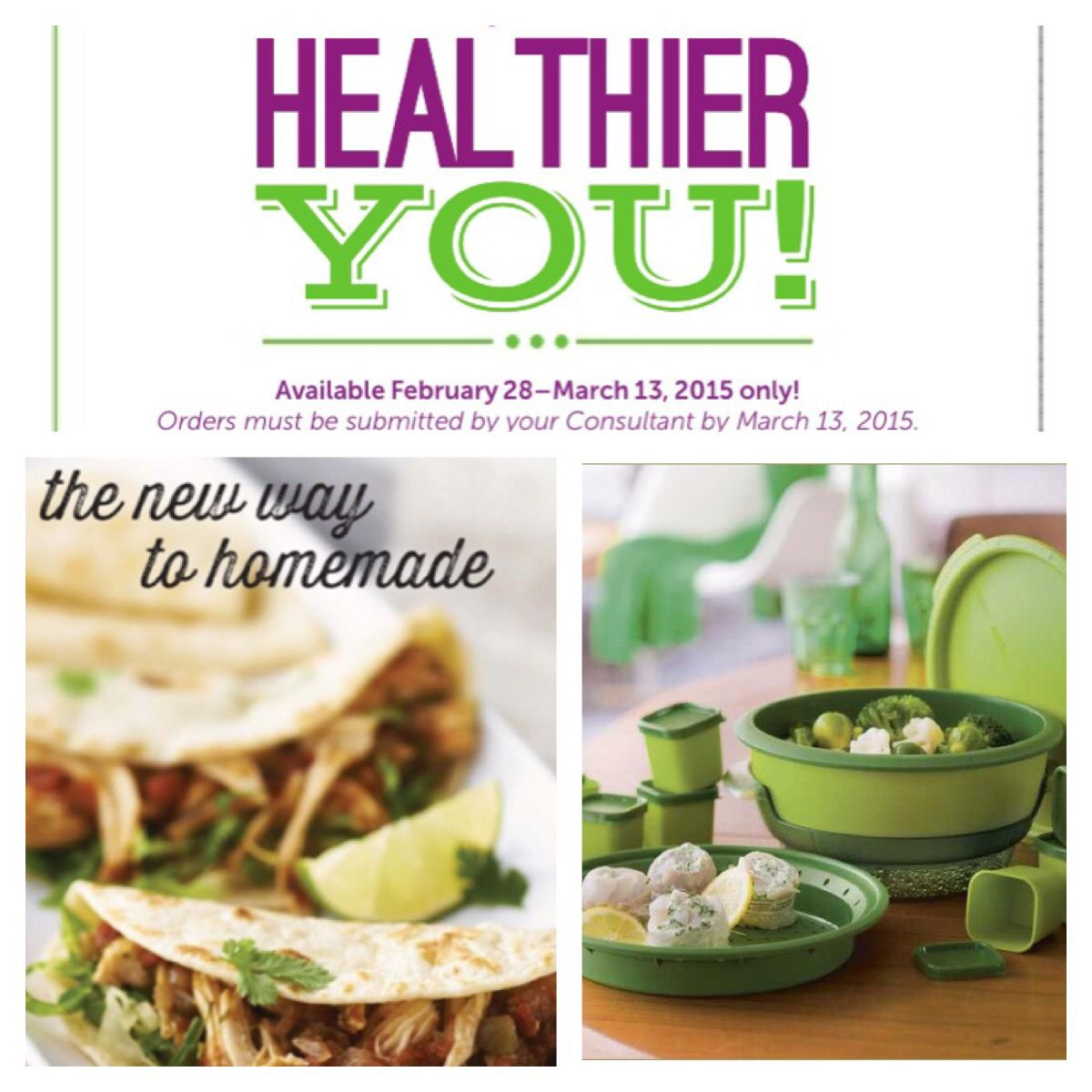 Loving Tupperware your health and Tupperware parties!