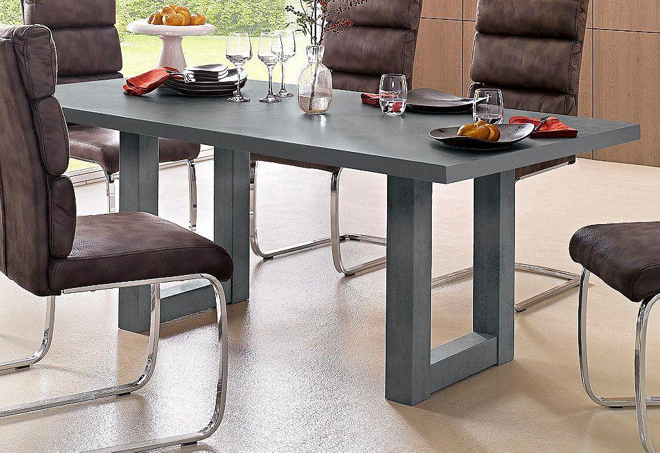 Kufentisch, Breite 140/160/180 oder 200 cm Jetzt bestellen unter