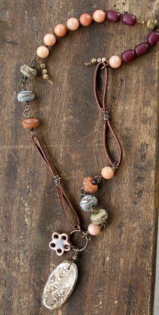 Artistic Beads Chain 010