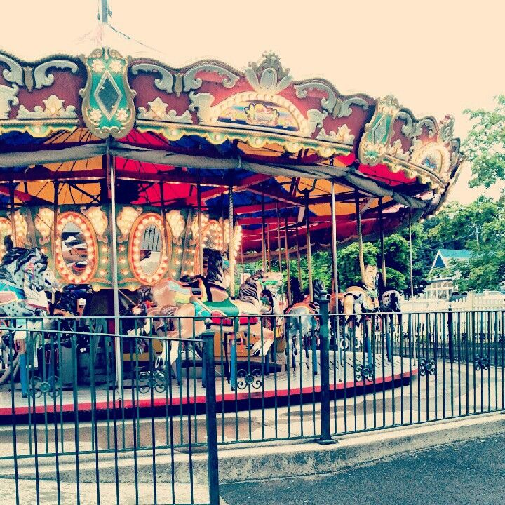 Hoffman Playland In New York, A Little Piece Of My