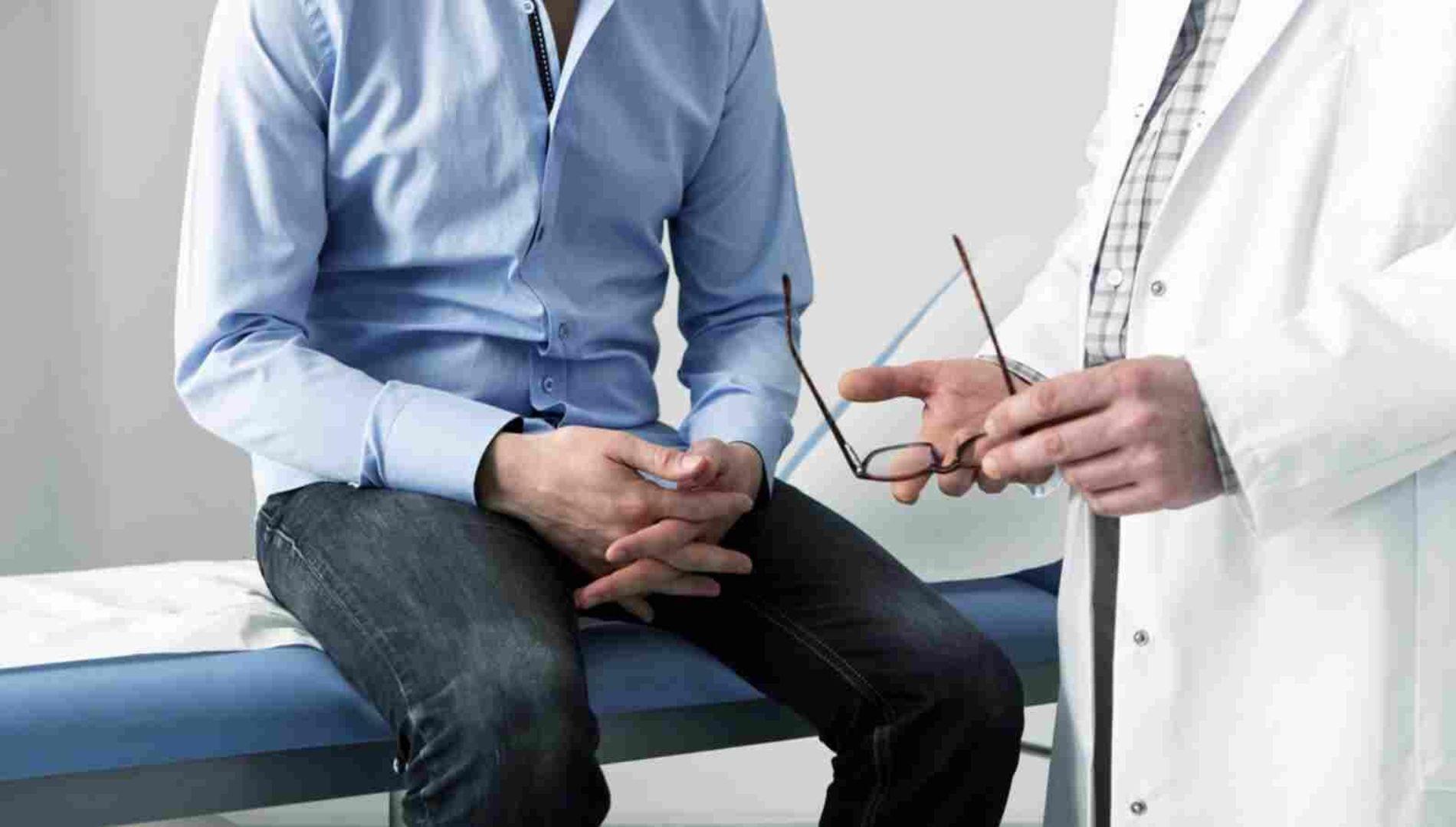 التهاب البروستاتا الأنواع الأعراض المضاعفات العلاج Mens Tops Shirt Dress Chef Jackets