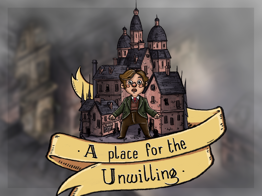 A Place for the Unwilling miniatura de video del proyecto