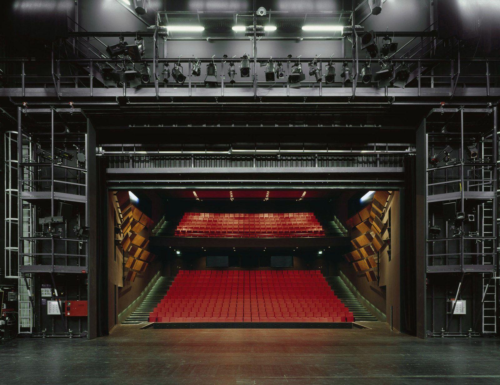 15 fotos de lo que los actores ven cuando están en el escenario ...