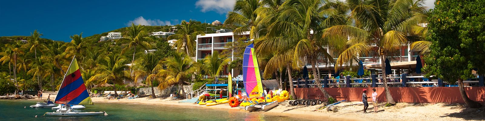 Bolongo Bay Beach Resort - St Thomas, US Virgin Islands
