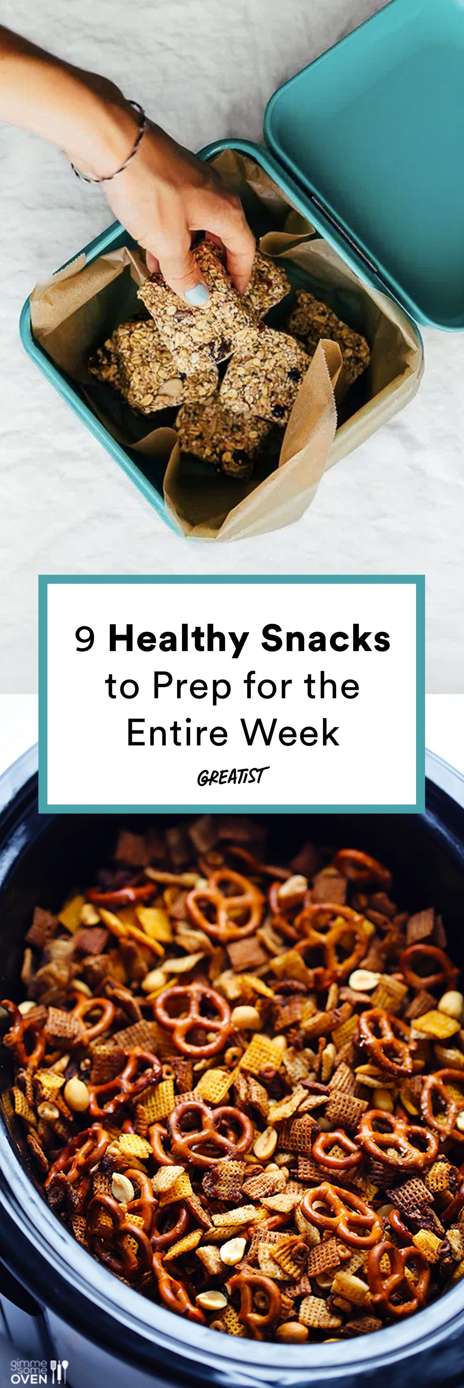 9 Snack Prep Ideas So You Dont Give In To Packaged Crap