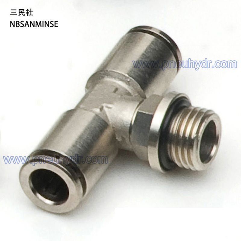 Pin on mechanical fittings