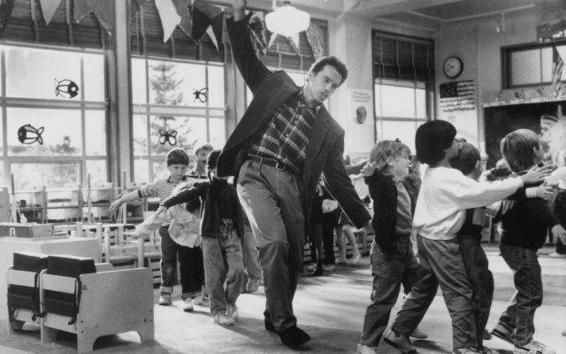 Still of Arnold Schwarzenegger in Kindergarten Cop
